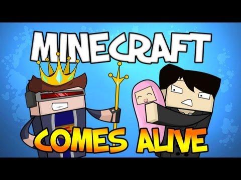Minecraft Mod Showcase : Minecraft Comes Alive Mod