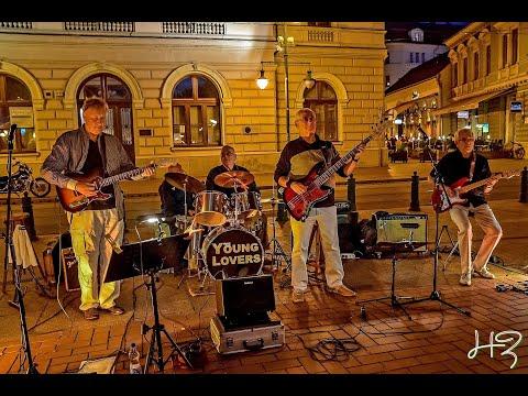 The Young Lovers zenekar - koncert részletek - 2020.09.02. Szeged