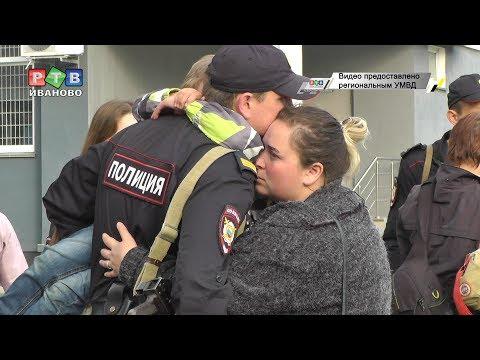 Северный Кавказ отправили 46 полицейских из Иванова