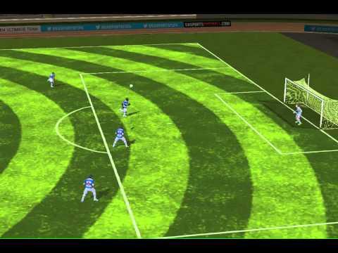 FIFA 14 iPhone/iPad - uruguay vs. QPR