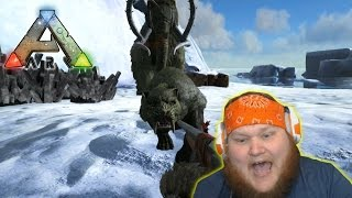 Ark: Survival Evolved | Return to the Island | #3 FUR TRADERS