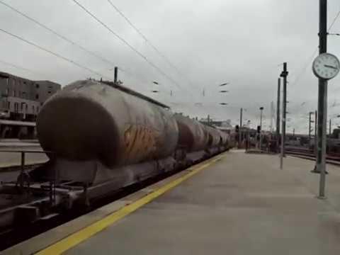 Um dia cualquer nos caminhos-de-ferro Portugueses.