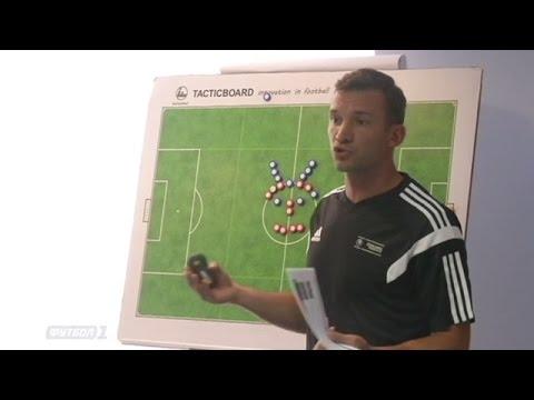 Как Шевченко диплом тренера защищал