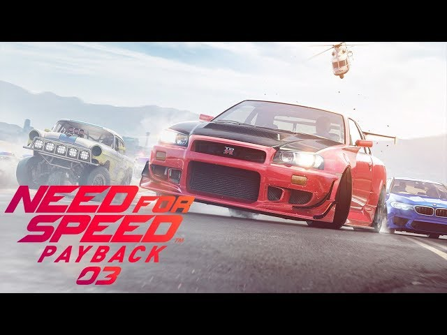 WYŚCIG Z UDO ROTH! | Need for Speed Payback #03