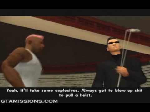 GTA: San Andreas - ps2 - 79 - Explosive Situation