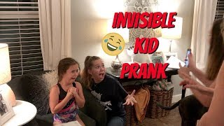 Invisible Kid Prank And A Spooky New Halloween Intro