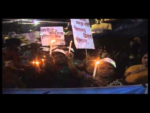 Rally By Sex Workers Of Sonagachi On World Sex Workers' Day video