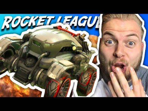 SquiddyPlays - ROCKET LEAGUE! - WE WON WITH THESE?
