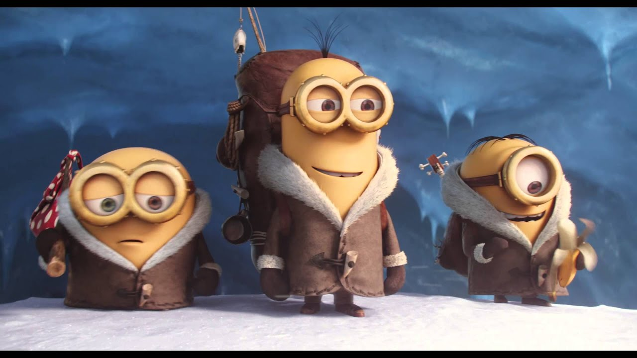 Minions le film – le trailer officiel 1
