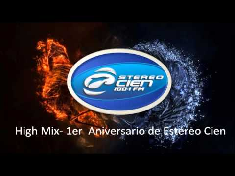 High Mix - 1er Aniversario de Stereo Cien CON MARIO VARGAS