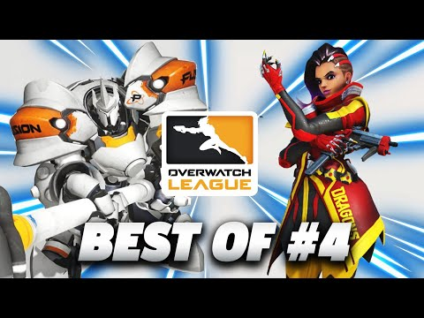 BEST OF OVERWATCH LEAGUE FR S2 #4