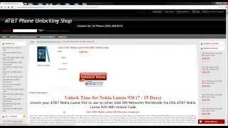 download lagu Unlock Nokia Lumia 920 gratis
