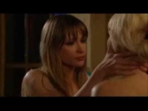 Mila Mou Vromika Episode 20 (29-04-10) Teri Rita Lesbian Kiss
