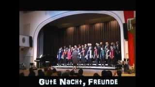 Sommerkonzert des Laetitia-Chor Neukirch