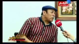 برنامج العاشرة مساء حصريا..حوار الفنان احمد ماهر مع قناة النعيم الشيعية