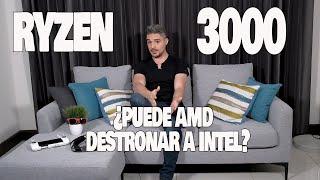 RYZEN 3000: ¿Puede AMD DESTRONAR a INTEL? Sillón del Pensamiento