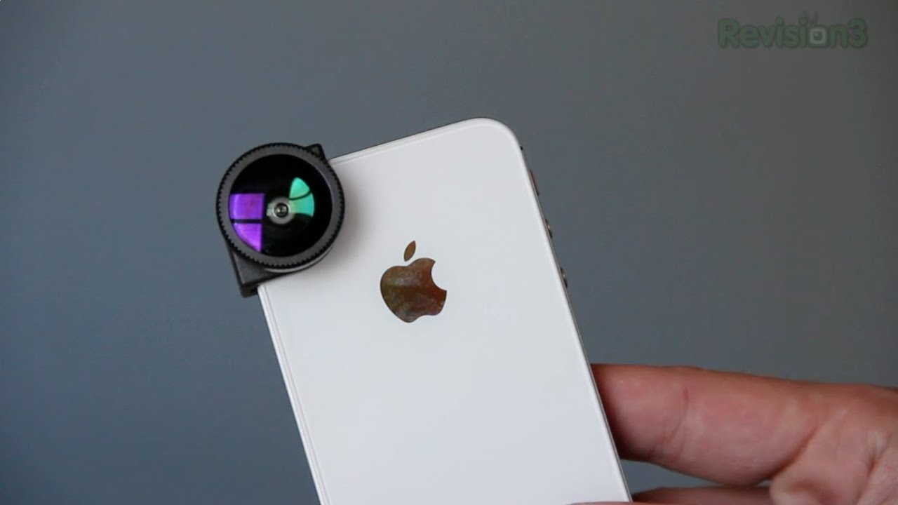 1.4 Lens Lens For Iphone 4/4s