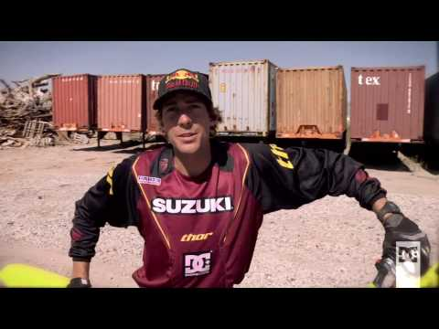 DC SHOES: TRAVIS PASTRANA: THE SHOE BIKE