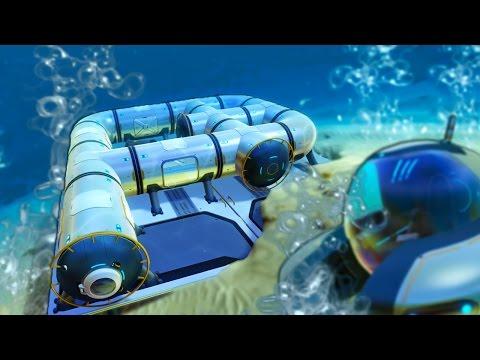 BIG BOSS BASE | Subnautica #5