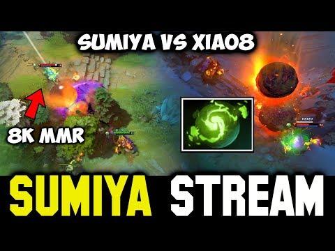 Sumiya vs Xiao8 Epic Refresher Combo | Sumiya Invoker Stream Moment #245