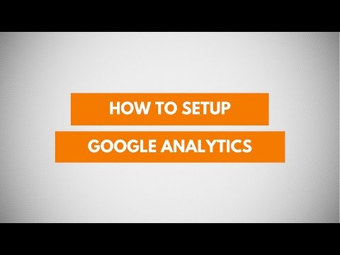 How To Setup Google Analytics Tracking Code For Your Website, App or Blog (Tutorial 1)