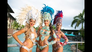 'Samba Brazil Wedding Entertainment'- NUMBER 1# Brazilian and Latin Shows, Sydney