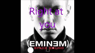 download lagu ♫ Eminem - Space Bound ♫ 2011  On gratis
