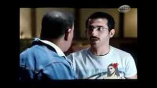 مشهد جميل لمحمد شرف فى فيلم ظرف طارق