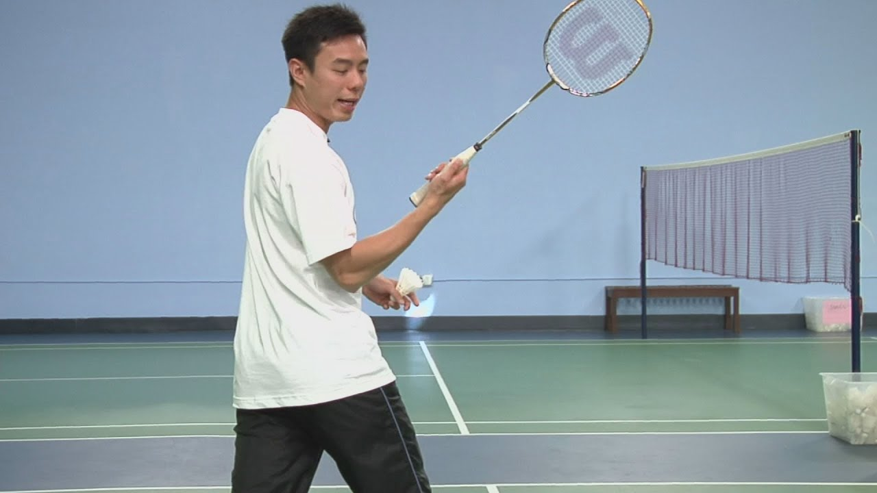 Types of Shots in Badminton Different Types of Badminton