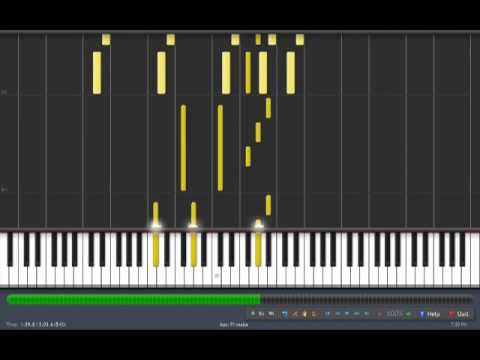 [Piano] Winx Club - Believix!