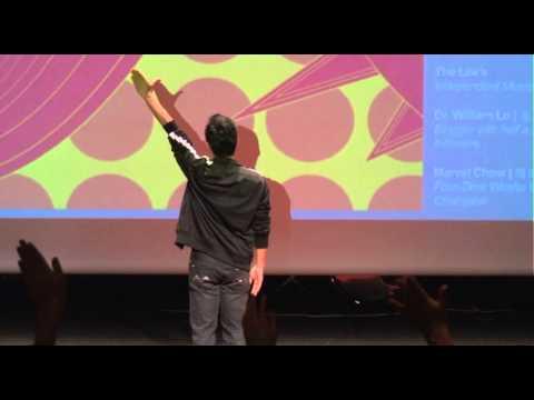 Three-Time Consecutive Wushu World Champion (Chinese): Marvel Chow at TEDxYouth@HongKong