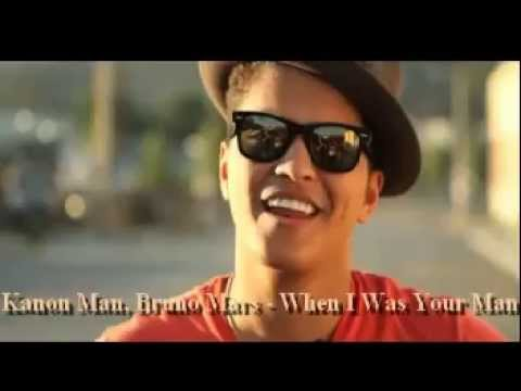 Kanon Man, Bruno Mars - When I Was Your Man (Cover)