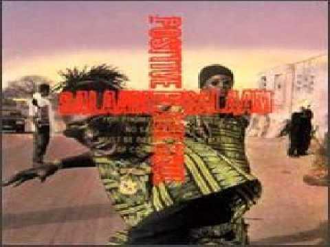 Positive Black Soul - Respect the nubians