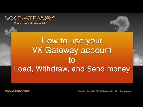 How To Use Your VX Gateway Account (Getting Started With VX, Pt2)