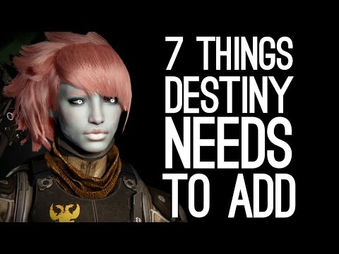 7 Things Destiny Must Add in the First Major Destiny Update