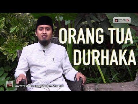 Ceramah Agama Islam: Jangan Durhaka Kepada Anakmu - Ustadz Abdullah