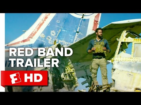 13 Hours: The Secret Soldiers Of Benghazi Red Band TRAILER 1 (2015) - Michael Bay Movie HD
