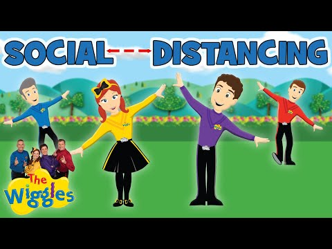 The Wiggles: Social Distancing