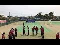 関東学生ソフトテニス春季リーグ戦 早大 対 日体