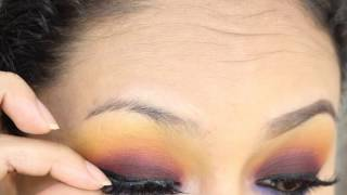 TROPICAL EYES MAKEUP BY PAO