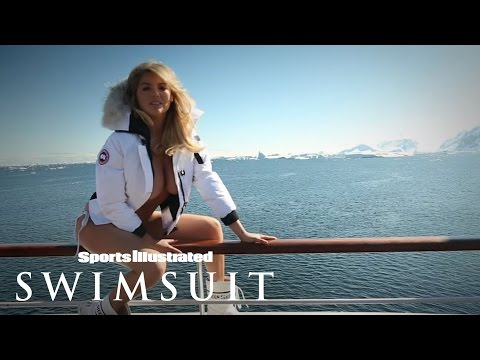 Kate Upton Looks Hot in Antarctica