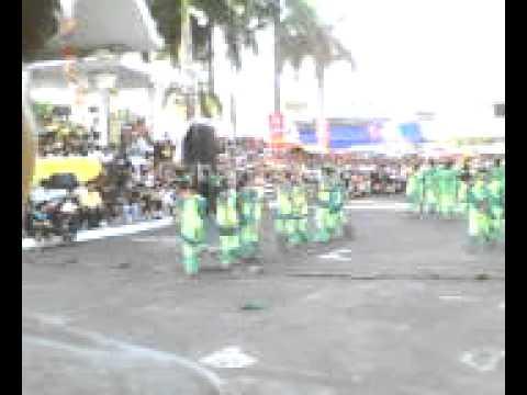 magayon dancer's at the magayon Festival presentation