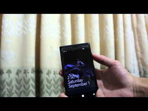 Nokia Lumia 920 Touch Screen Problem