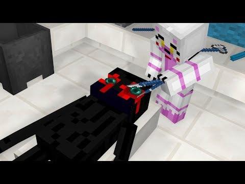 Enderman Life 4 - Minecraft Animation