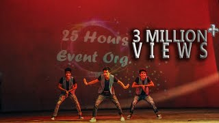 Funny Boys (India's Got Talent Finalist) Live Performance @ 25 Hours Event Org.