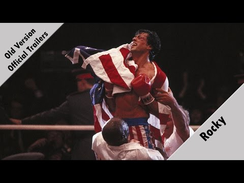 Official Trailers - Rocky Movie Series