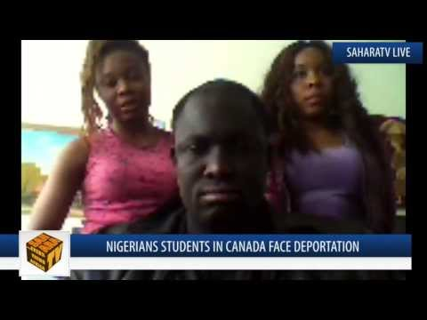 Nigerian Students Face Deportation From Canada