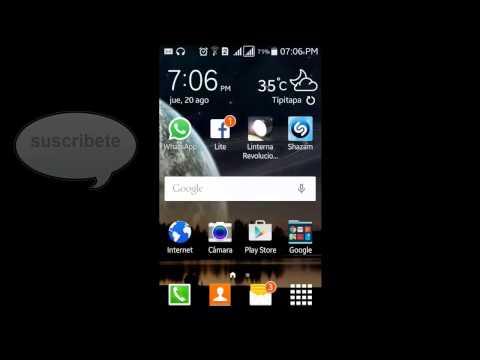 Como ROOTEAR cualquier Teléfono android    Agosto 2015    (samsung galaxy ace 4 lite)