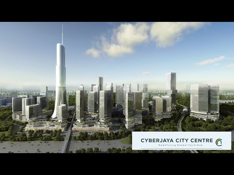 Cyberjaya City Centre