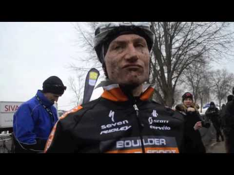 Russell Stevenson, Masters 35-39 Cyclocross National Champion 2013